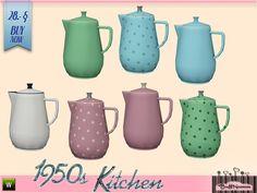 BuffSumm's 1950s Kitchen Coffee A