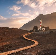 Faro de Teno-Tenerife Canary Islands, Monument Valley, Places Ive Been, Places To Visit, Country Roads, Adventure, Lighthouses, World, Nature