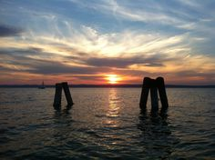Neusiedler See / Lake Neusiedl Austria, Celestial, Sunset, Pictures, Outdoor, Photos, Outdoors, Sunsets, Outdoor Games