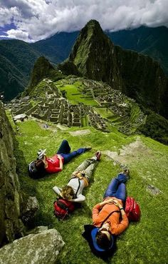 Machupichu - I will be there..someday..