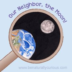 Does your child love to stare at the moon? Have you every wanted to teach him or her about the phases of the moon, but find it to be a lot of memorization? In Our Neighbor, the Moon!, we help kids understand what is really happening behind those cool shapes in the sky. Kids learn that …