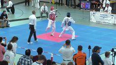 #태권도 - Taekwondo #video - Spannende Wettkämpfe - Internationales Vollkon...