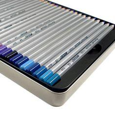 Cheap Marco Marco 7100 72tn alto multicolor profesional solvente lápiz color de la marca 72 de hierro en estuche, Compro Calidad Lápices Mecánicos directamente de los surtidores de China:    Detalle del producto