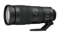 Nikon 200-500mm f/5.6E ED VR AF-S NIKKOR Zoom Lens