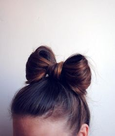hair bow: