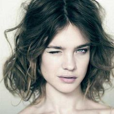 Best Short Haircut for Wavy Hair | 2013 Short Haircut for Women