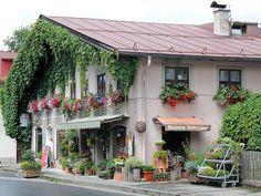 Oberammergau,Bavaria