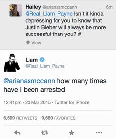 And we all thought Louis was the sassy one… One Direction Tweets, Direction Quotes, Describe Me, Liam Payne, Decir No, My Life, Forget, In This Moment, Shit Happens