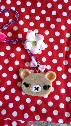 Collana in  resina di nonsolocandykawaii su Etsy