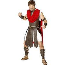 Traje de centurión romano disfraz guerrero vestuario soldado