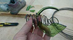 6.kokeilu: lintuhahmon siivet teemme mahdollisesti lasin siruista.