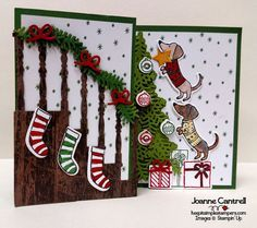 Ready for Christmas - Stampin' Up! http://keepitsimplestampers.com/aim-for-alaska-blog-hop-2017-holiday-catalog-sneak-peek/