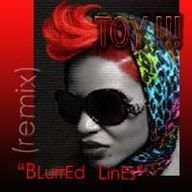 """My """"Blurred Lines"""" REMIX (flipped & reLYRIC'ed for the LADIES) is buzzing!!! FREE download at www.TEEOHWHY.com. & Soundcloud: www.soundcloud.com/teeohwhy/blurred-lines-toy-remix"""