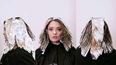 Haircut For Medium Hair Women & Colour With Foil Highlights Makeover - Morphing in 20 Seconds Haircut & Hair Colour With Foil Highlights Makeover - Morphing in 20 Seconds Visit Stuart Phillips in Foil Highlights, Blonde Highlights, Haircuts For Medium Hair, Medium Hair Styles, Hair Foils, Hair Colour, Color, Brown Blonde Hair, Cut And Style