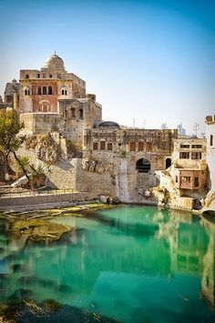 Katasraj Temple- Chakwal #Tourism #Religion #Hindu #mythology #art #craft #facts…