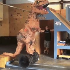 New trending GIF on Giphy. gymnastics exercise dinosaur work out t rex tyrannosaurus rex. Follow Me CooliPhone6Case on Twitter Facebook Google Instagram LinkedIn Blogger Tumblr Youtube