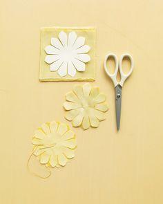Silk Flower Corsage