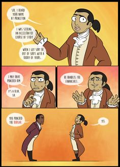 AARON BURR SIR PART 1