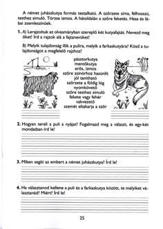 MESÉLŐ SZÖVEGÉRTÉSI MUNKAFÜZET 2. OSZTÁLY - tanitoikincseim.lapunk.hu Learning Numbers, Grammar, Teaching, Writing, Education, Languages, Learning, Being A Writer, Educational Illustrations