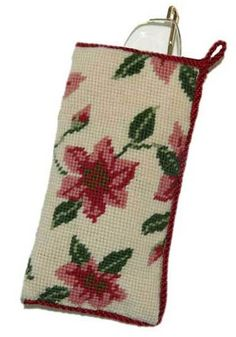 Clematis Glasses/Spectacle Case tapestry kit - £22.99