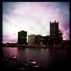 #Pittsburgh