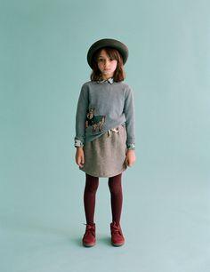 nice things mini automne hiver 2014   MilK - Le magazine de mode enfant