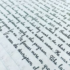 staedtlers-and-stabilos:  Just a little penmanship porn. #ImproveYourHandWriting