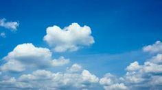 4K. Timelapse rolling clouds - ULTRA HD, 4096x2304. - 4K stock footage clip