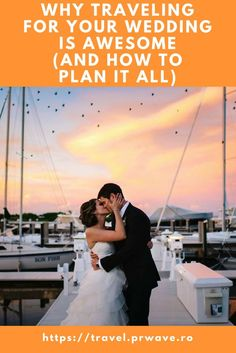 How to plan (and have) the best destination #wedding #travel