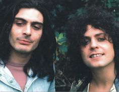 Bolan brought Mickey in...to replace Steve Peregrine Took in 1969!