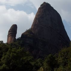 Mount Danxia, China