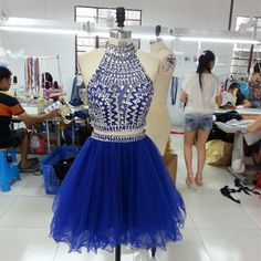 Cheap dress career, Buy Quality dress light directly from China dresses celebrities Suppliers:               Color: Royal Blue Homecoming Dresses     Decorations: Crystals, Rhinestone     Length: S