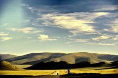 Mongolia, destinaţia noastră / First mongolian road