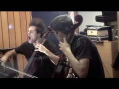 2CELLOS - Purple Haze - Jimi Hendrix [LIVE VIDEO]  These guys are amazing!