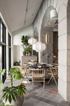 New Copenhagen Restaurant Sends You To The Holy Grounds – Bungalow5