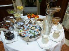 """Prima colazione, """"Grand Hotel Continental"""", Siena Italia (Marzo)"""