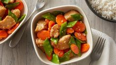 If you've only had your local Chinese restaurant's version of orange chicken, you're in for a treat. This lighter, brighter take on a classic is so good, you won't be calling for takeout again.