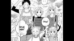 Love So Life Manga - ❤️ Shiharu & Seiji ❤️ w/ adorable twins Aoi  and Akane