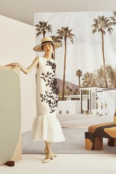 Carolina Herrera Resort 2019