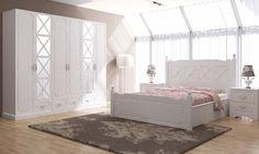 Romans Country Yatak Odası Takımı ve Country Yatak Odası Takmları