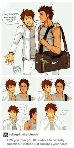 Iwaoi << you would think that Oikawa would know that sun is a star too.