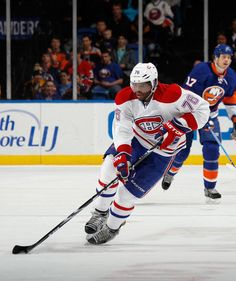 Umair Muhammad, PK Subban, Professional ice hockey defenceman currently playing for the Montreal Canadiens of the National Hockey League (NHL). Montreal Canadiens, Mtl Canadiens, Usa Hockey, Ice Hockey Teams, Nhl Games, Sport Icon, National Hockey League, Hockey Players, A5