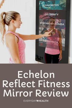 Looking for a way to get a solid, sweaty workout in from the comfort of home? Check out the fitness mirror that brings live and on-demand workouts right to you.