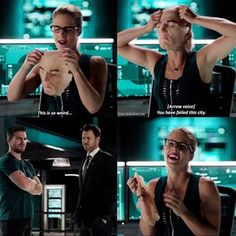 Don't have a Green Arrow board😯 Marvel Heroes, Marvel Dc, Human Target, Oliver Queen Felicity Smoak, Flash Funny, Superhero Shows, Arrow Cw, Dc Tv Shows, Movie Info