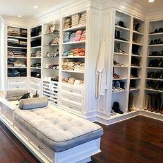 Bravo TV   Closets   Walk In Closet, Walk In Closet Design, Floor To