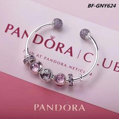 Jewelry & Watches Bracelets Sensible Fashion Women Lady Silver Plated Crystal Bangle Love Heart Charm Bracelet Gl Available In Various Designs And Specifications For Your Selection