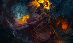 Grapha Servant's League of Legends Skins :: Elophant Search Stats