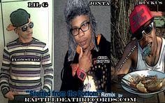 Jonta - Lil G - Ruckus. Started from the bottom.remix By Rap Till Death Inc Till Death, Mixtape, Rap, Music, Musica, Musik, Rap Music, Muziek, Music Activities