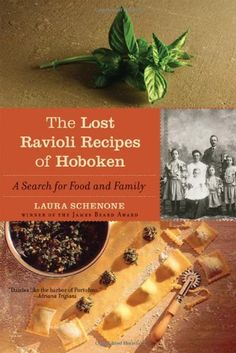 The Lost Ravioli Recipes of Hoboken: A Search for Food and Family by Laura Schenone http://www.amazon.com/dp/0393334236/ref=cm_sw_r_pi_dp_PVvfvb06C5VS3