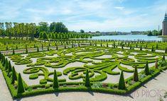 El jardín barroco del Castillo de Frederiksborg, Dinamarca. | Matemolivares